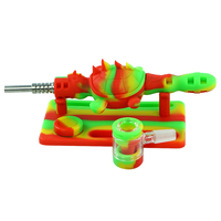 H102 Turtle nectar collector and pipe set
