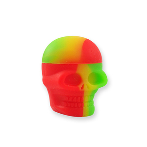 C1 3ml Small skull container